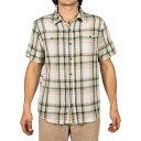 ショッピンググラミチ グラミチ メンズ シャツ トップス Gramicci Men's Santa Monica SS Shirt Sage Green