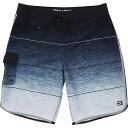ショッピングビラボン ビラボン メンズ ハーフパンツ・ショーツ 水着 Billabong Men's 73 Stripe Pro Boardshort Charcoal