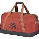 グレゴリー メンズ ボストンバッグ バッグ Gregory 40L Supply Duffel Brick Red
