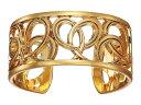ブライトン レディース リング アクセサリー Christo Vienna Narrow Ring Gold