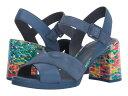 カンペール レディース ヒール シューズ Kara Sandal - K200558 Medium Blue