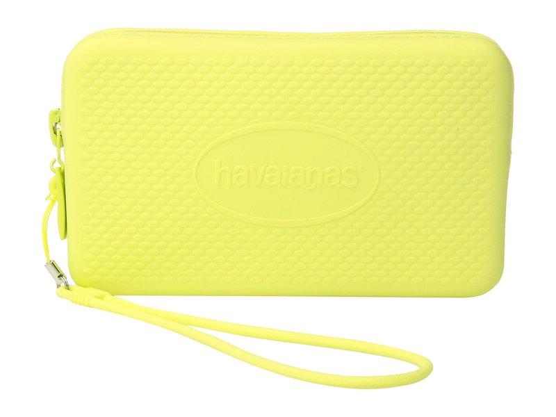 ハワイアナス レディース ボストンバッグ バッグ Mini Bag Pollen Yellow