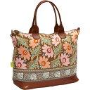エミーバトラー メンズ スーツケース バッグ Marni Fashion Bag without Ribbon Chocolate Fern Flower