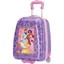 アメリカンツーリスター メンズ スーツケース バッグ Disney Kids 18 Hardside Rolling Upright Carry-On Princess