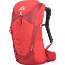 ショッピンググレゴリー グレゴリー メンズ バックパック・リュックサック バッグ Zulu 30 MD/LG Hiking Pack Fiery Red