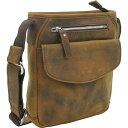 臀包, 腰包 - ヴァガボンドトラベラー メンズ ボディバッグ・ウエストポーチ バッグ 10 Leather Crossbody Bag Vintage Brown