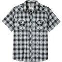 樂天商城 - マウンテンカーキス メンズ シャツ トップス Rodeo Short Sleeve Shirt Black