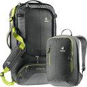 ドイター メンズ バックパック・リュックサック バッグ Transit 65 Backpack Anthracite/Moss