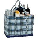 ショッピングスーツケース ピクニックプラス メンズ スーツケース バッグ Moxie Family Tote VARSITY PLAID