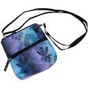 グローブイット メンズ ボディバッグ・ウエストポーチ バッグ Zip Bag Lilac Paisley