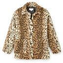 ブリクストン レディース ジャケット・ブルゾン アウター Brixton Bern Jacket - Women's Leopard