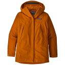 ショッピングゴアテックス パタゴニア レディース ジャケット・ブルゾン アウター Patagonia Departer GORE-TEX Jacket - Women's Marigold