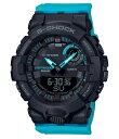 ジーショック レディース ブレスレット・バングル・アンクレット アクセサリー Blue Resin Digital Watch Blue