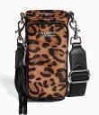 エイミー ケステンバーグ レディース ショルダーバッグ バッグ On Top Of The World Leopard Water Bottle Crossbody Bag Jungle Leopard