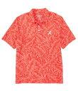 ショッピングレッド トッミーバハマ メンズ シャツ トップス Collegiate Sport Leafbacker Short-Sleeve Polo Shirt Alabama Crimson Tide Red