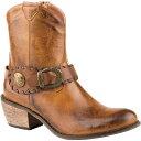 ショッピングラウンドトゥ ローパー レディース ブーツ・レインブーツ シューズ Mae Round Toe Cowboy Boots Tan
