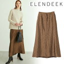 【SOLD OUT】\期間限定10%OFF/ELENDEEK エレンディーク LEOPARD MERMAID SK 512040800201