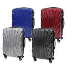 ショッピングキャリーケース 超軽量 鏡面 スーツケース 50L Mサイズ 4〜6泊 8輪キャスター トラベル 出張###ケース8009-1-M###