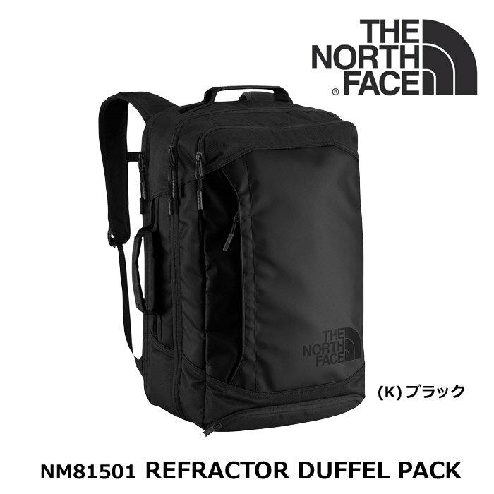 ノースフェイス リフラクターダッフルバッグ 28