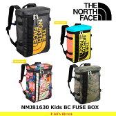 【2016年秋冬新商品】THE NORTH FACE ノースフェイス キッズ かばん THE NORTH FACE BC FUSE BOX NMJ81630 ヒューズボックス フューズボックス 子供 レディース