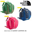 THE NORTH FACE ノースフェイス キッズ バックパック NMJ71501 K SUNNY CAMPER