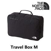 THE NORTH FACE ノースフェイス NM91613 TRAVEL BOX Mサイズ トラベルボックスM 全3色 旅行用小分けバッグ