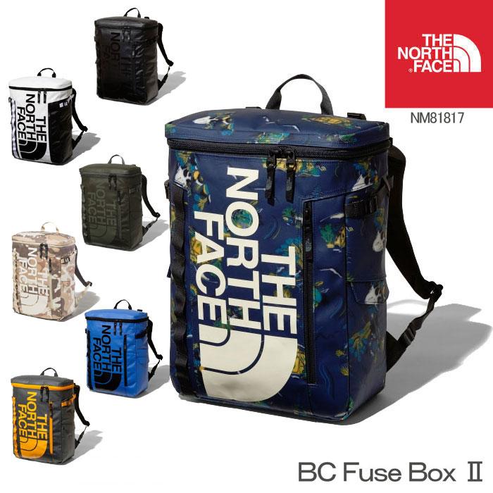 ノースフェイス バックパック BCヒューズボックスツー BC Fuse Box II NM81817 フューズボックス THE NORTH FACE 通勤・通学 [11118ss][05]