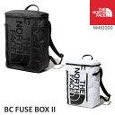 ノースフェイス バックパック BCヒューズボックスツー BC Fuse Box II NM82000 フューズボックス The North Face 通勤 通学 [11120ss]