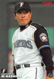 【可】カルビープロ野球チップス2010 TM-07 <strong>梨田昌孝</strong> ノーマルカード 【中古】