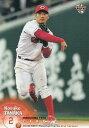 2018 BBM ベースボールカード 2ndバージョン 491 田中 広輔 広島東洋カープ (レギュラーカード)