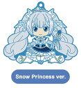 ショッピングねんどろいど 【Snow Princess Ver.】キャラクター・ボーカル・シリーズ01 初音ミク 雪ミク ねんどろいどぷらす カプセルラバーキーチェーン 第2弾
