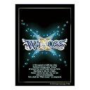 ウィクロス タカラトミー キャラカードプロテクトコレクションスリーブ/プロテクター WIXOSS メインカードバック Lostorage ver.【新品】