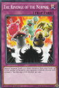 ショッピング遊戯王 遊戯王 SOFU-EN079 一色即発 The Revenge of the Normal (英語版 1st Edition ノーマル) Soul Fusion Pack