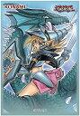 遊戯王 カードスリーブ 50枚入り 竜騎士ブラック マジシャン ガール/Dark Magician Girl The Dragon Night Card Sleeves【海外品 小傷がある場合もございます】