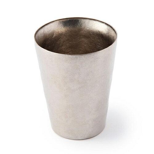 [送料無料]【SUSgallery(サスギャラリー)/新潟県】タイタネスタンブラー マルティプル S ミラー[名入れ](チタンカップ/ビールグラス/ぐい呑み/コップ/真空断熱タンブラー)