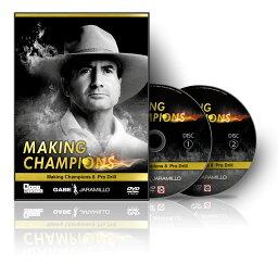 ゲイブ・ハラミロの「MAKING CHAMPIONS」 -Pro Drills プロドリル- ☆【送料無料】