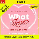 送料無料【再入荷】初回限定フォートカード付 TWICE - ...