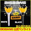 予約5月末 BIGBANG ★ 応援公式ペンライト Ver.4 ◆ ファンライト 公式GOODS ビックバン 棒 公式 夜光棒 G-DRAGON ジードラゴン SOL ソル テヤン TOP タップ D-LITE V.I ヴィ.アイ 【K-POP】【グッズ】