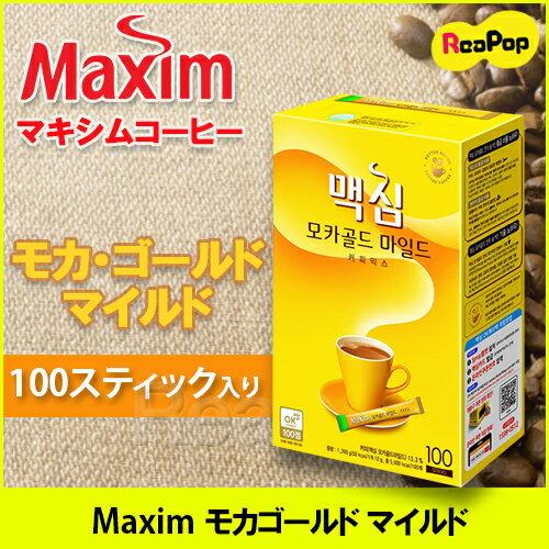 マキシムコーヒーミックス100本入り モカゴール...の商品画像