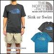THE NORTH FACE ノースフェイス Tシャツ メンズ ラッシュガード SINK OR SWIM RASH GUARD