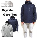 ノースフェイス ジャケット ゴアテックス マウンテンパーカー メンズ Gore-Tex Dryzzle Jacket THE NORTH FACE