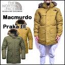 ノースフェイス ダウンジャケット メンズ マクマード Macmurdo Parka III 防寒 S-XL ファー