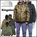 ノースフェイス リバーシブル ジャケット メンズ KINGSTON JACKET S-XL 黒 17新作 中綿