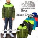 ノースフェイス/ダウンジャケット/キッズ/リバーシブル/ジュニア/THE NORTH FACE/BOYS RVS Moondoggy