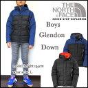 ノースフェイス ダウンジャケット キッズ Glendon Down Jacket ダウン 05P05Nov16
