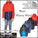 ノースフェイス/ジャケット/キッズ/マウンテンパーカー/BOYS FLURRY WIND HOODIE/THE NORTH FACE/ジュニア/レインジャケット 05P03Dec16