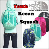 ノースフェイス リュック キッズ THE NORTH FACE ジュニア YOUTH RECON SQUASH BACK PACK リーコン 男の子 女の子 05P01Oct16