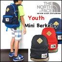 ノースフェイス リュック キッズ YOUTH MINI BERKELEY バックパック THE NORTH FACE 19L デイパック CTK2 05P01O...