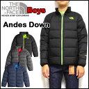 ノースフェイス ダウンジャケット キッズ Andes Down アウター THE NORTH FACE 男の子 ジュニア 05P01Oct16