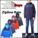 ノースフェイス キッズ マウンテンパーカー ジュニア BOYS ZIPLINE JACKET THE NORTH FACE ジップライン ジャケット 05P03Dec16